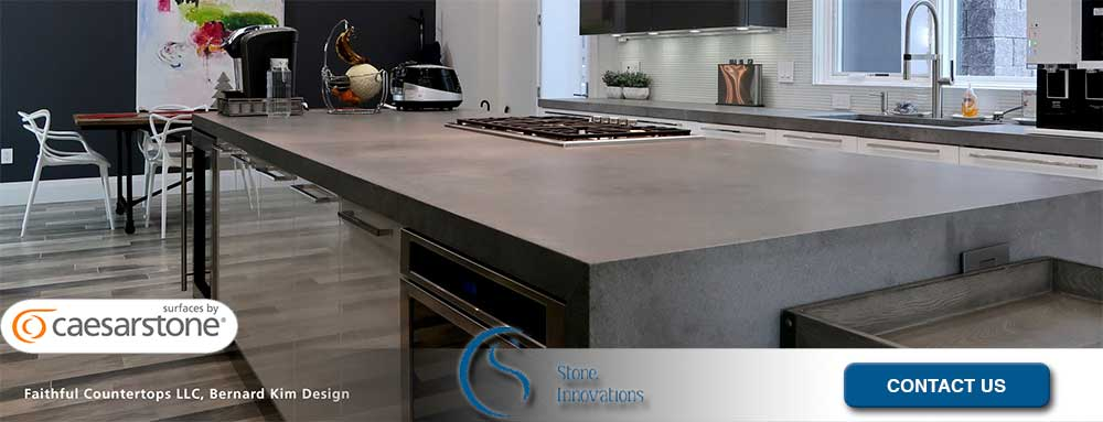 Ceaserstone Countertops in Stoughton, WI