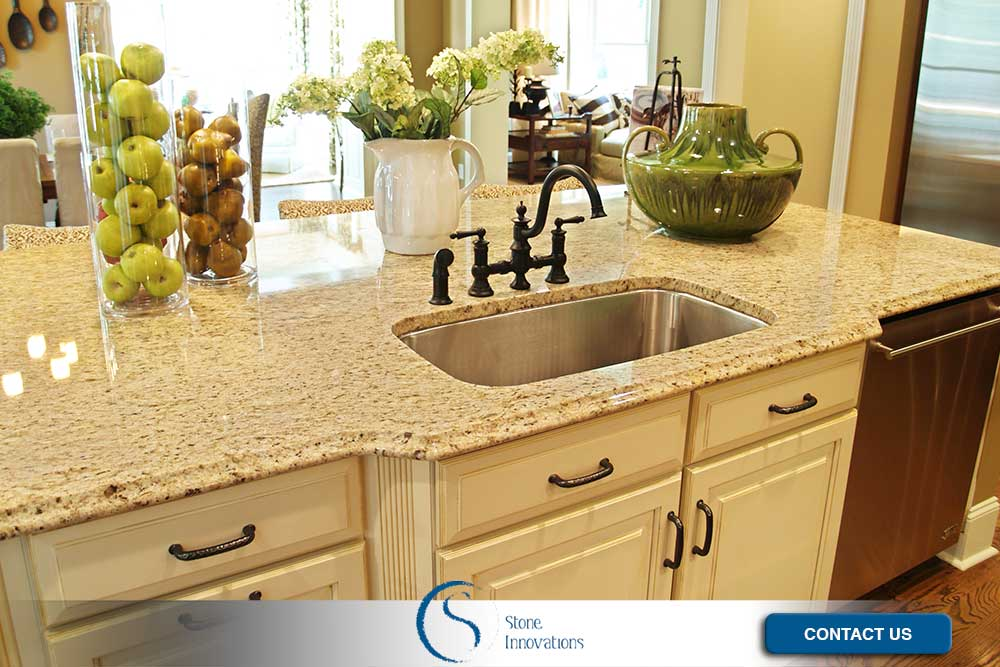 Solid Surface Countertops in Sun Prairie, WI