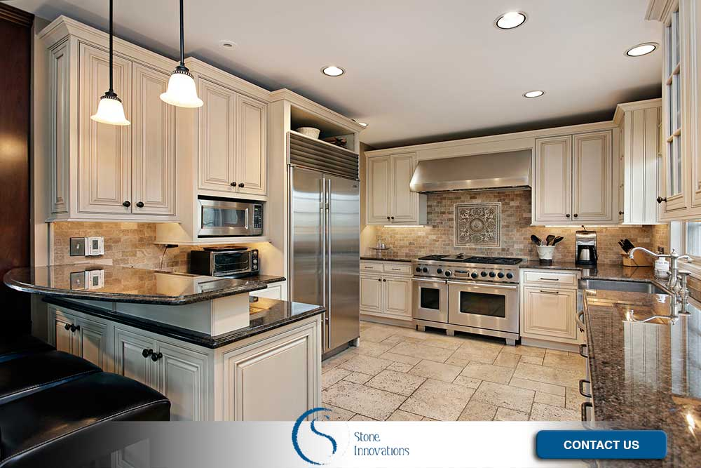Kitchen Countertops in Stevens Point, WI